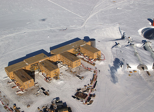 La base Amundsen-Scott